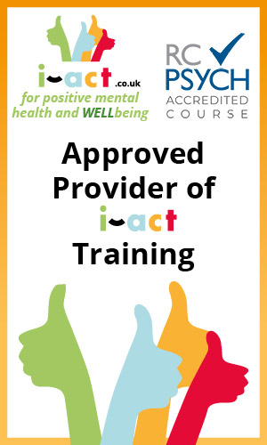 Approved provider badge